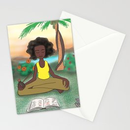 Woke Beauty Stationery Cards