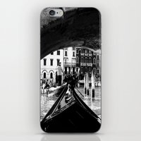 venice iPhone & iPod Skins featuring venice by gzm_guvenc