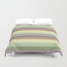 Horizontal stripes Duvet Cover