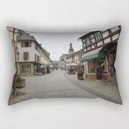 Germany Village I Rectangular Pillow