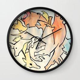 NOAH'S ARC Wall Clock