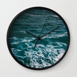 Wave i Wall Clock