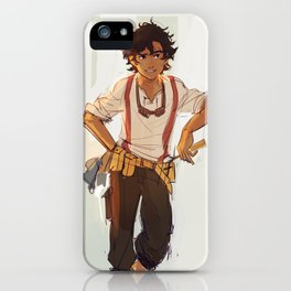 Leo Valdez the best of all iPhone Case