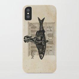 Impromptu n°1 iPhone Case