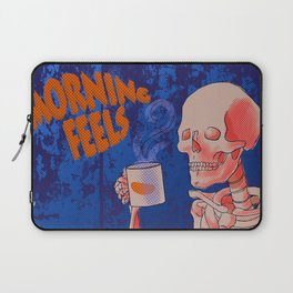 Morning feels Laptop Sleeve