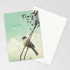 Learn to Fly! Stationery Cards