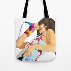 Karen O-h mah lord  Tote Bag