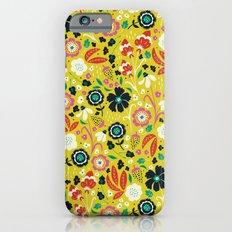 Flourishing Florals iPhone 6 Slim Case