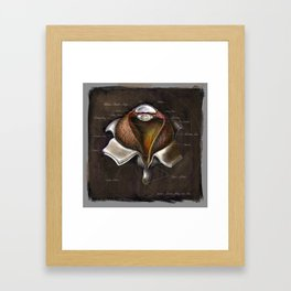 Fruit of Life series - Eye, by Chok Bun Lam Framed Art Print