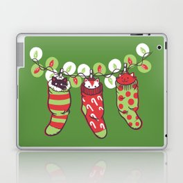 Jingle Meow Laptop & iPad Skin