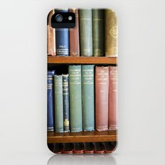 Library Wisdom iPhone (5, 5s) Slim Case