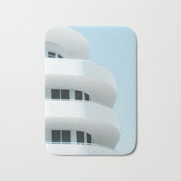 Art Deco Miami Beach #3 Bath Mat