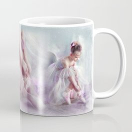 Ballerina Coffee Mug