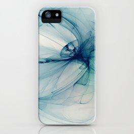 A Veil Of Light iPhone Case