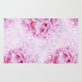 Pink Peonies Dream #1 #floral #decor #art #society6 Rug
