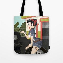Fixer' Up Tote Bag
