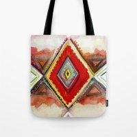 kilim Tote Bags featuring Kilim by Fitz Farm