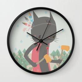 GOLDEN AXE - EP02 Wall Clock