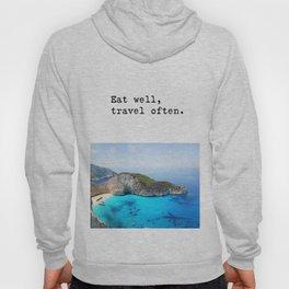 Eat well Island Hoody