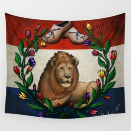 Netherlands Wall Tapestry