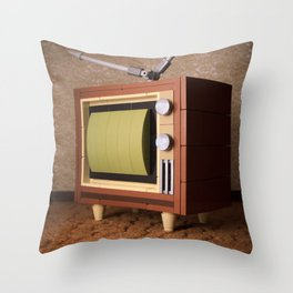 It's time for the Ed Sullivan Show! Throw Pillow
