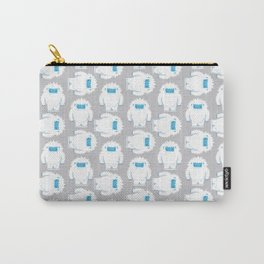 Kids Room Yeti – Illustration for the sleeping room of girls and boys Carry-All Pouch