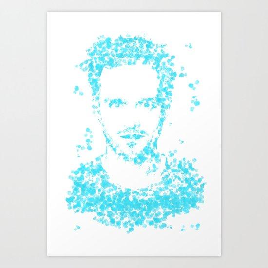 Breaking Bad - Blue Sky - Jesse Pinkman Art Print
