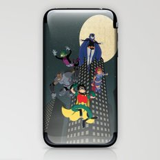 Teen Titans iPhone & iPod Skin