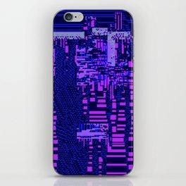 taintedcanvas162 iPhone Skin