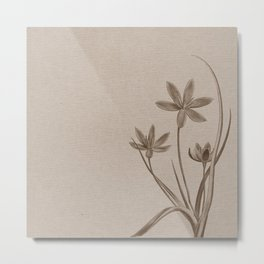 Flower 6 Metal Print