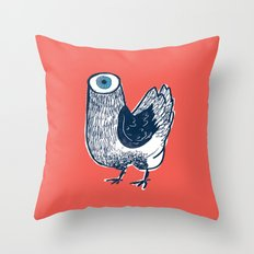 Your Meat Knows…  Throw Pillow