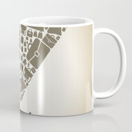 Bag from shoe Coffee Mug