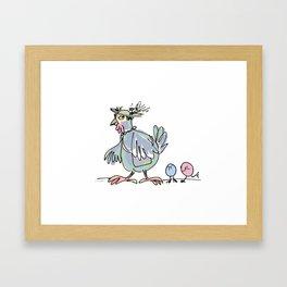 Easter Parade Framed Art Print
