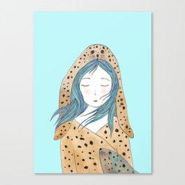 Selkie Canvas Print