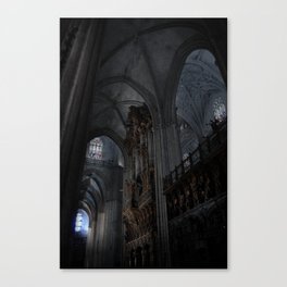 Gothic Light Canvas Print