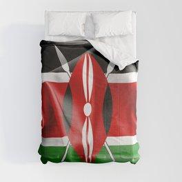 Kenya Flag Comforters