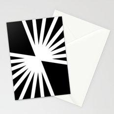 B/W Blast Stationery Cards