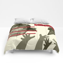 Manit/Want Comforters