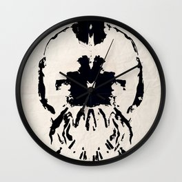 Gotham's Reckoning  Wall Clock
