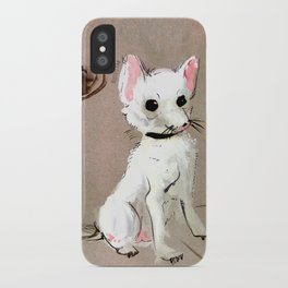 Street Chihuahua (TOPOS) iPhone Case