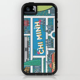 Ho Chi Minh City iPhone Case