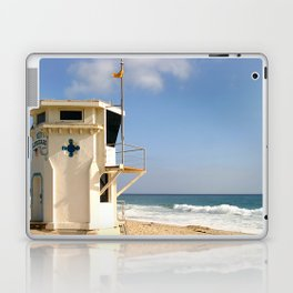 Laguna Beach Lifeguard Tower Laptop & iPad Skin