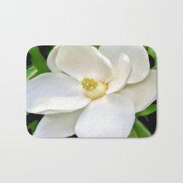 Single Magnolia Bath Mat