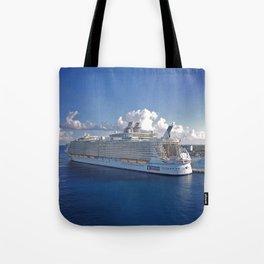 Oasis of the Seas - Cozumel Tote Bag