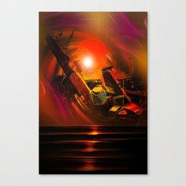 Maritimes Canvas Print