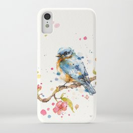 Little Journeys (BlueBird) iPhone Case