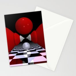 twin-glob Stationery Cards