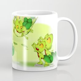 Treecko family  Coffee Mug