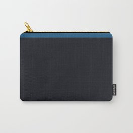 Blue and red composition XXII Carry-All Pouch