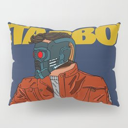 Im a mother*!%#@ Star-Lord Pillow Sham
